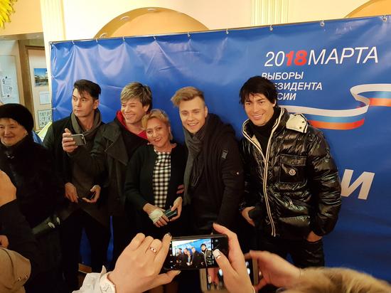 знакомство москвичей с москвичами