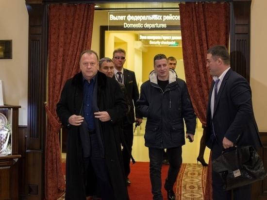 Важный международный спортивный чиновник впервые приехал в Екатеринбург