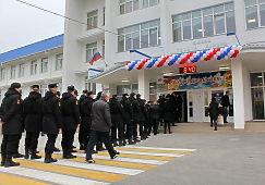 Как в Севастополе выбирают президента РФ