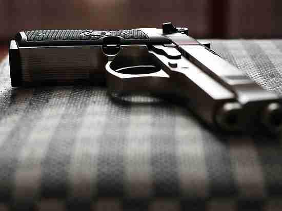 В Подмосковье у генерала украли из коттеджа нелегальный наградной пистолет