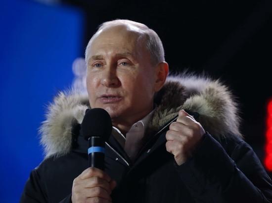 """Путин пообещал """"предметно"""" подумать над перестановками в правительстве"""