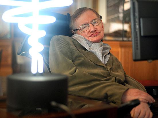 Ушёл из жизни великий физик Стивен Хокинг