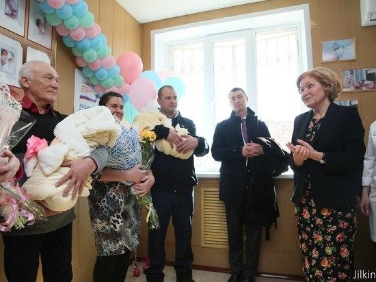 Ольга Голодец: регион выполнил майские указы президента