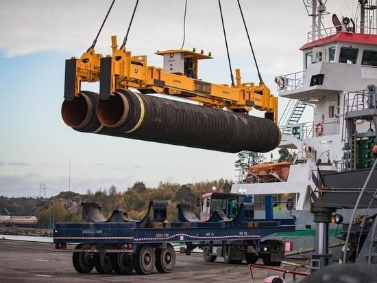 США решили наказать Европу за «Северный поток - 2»