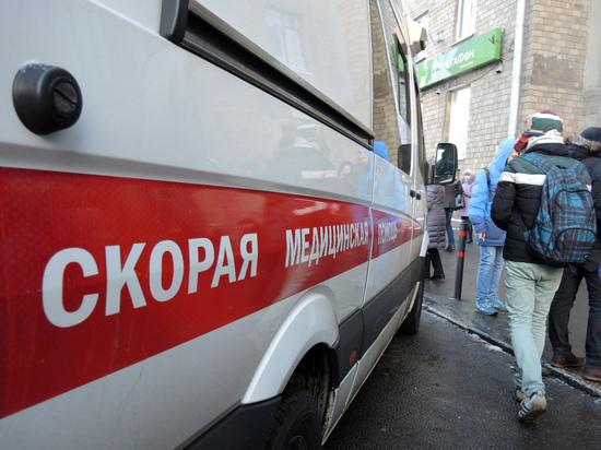В московской клинике скончался посетитель, зашедший навестить больного друга