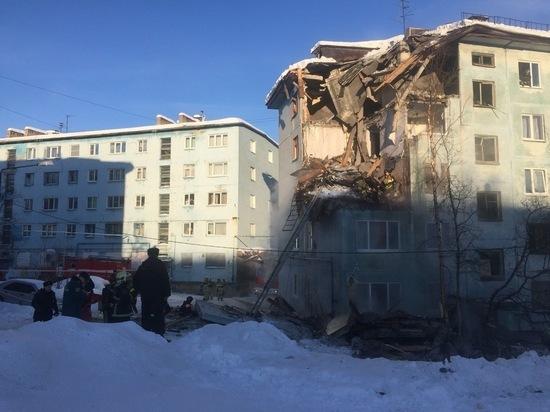 Дом в Мурманске взорвал сирота, чтобы избежать тюрьмы