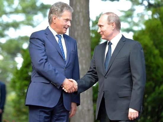 Путин иНиинисте договорились опродолжении контактов
