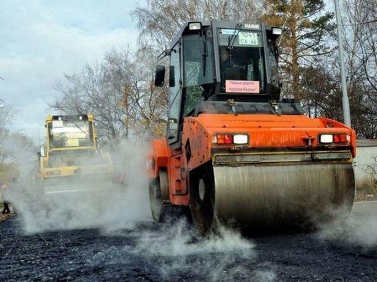 На ремонт дорог Тамбовской области выделят почти 3 млрд рублей