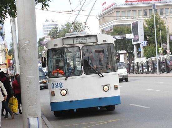 В Екатеринбурге из-за взрыва телебашни не будут ходить троллейбусы