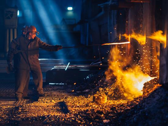 Закрылись мартеновские печи на Выксунском металлургическом заводе