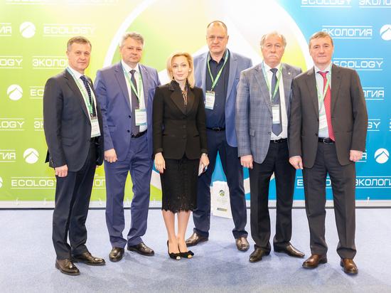Делегация Ставрополья участвовала в Международном общественном форуме «Экология»