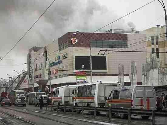 Отец трех сгоревших в Кемерово детей рассказал, как пытался их спасти