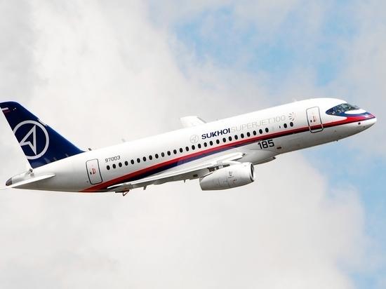 СМИ: Путин согласился профинансировать укороченный SSJ100