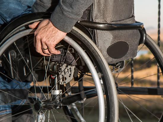 Инвалидам-колясочникам удалось спастись из «Зимней вишни»