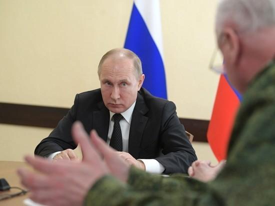 Путин прокомментировал слухи о заниженном числе жертв пожара в Кемерово