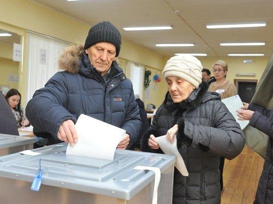 Европейская и азиатская части России неравнозначно поддержали Владимира Путина на выборах