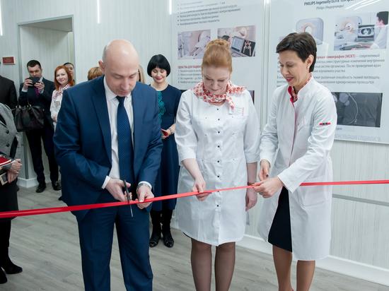 Воронежские диагносты вооружились томографами последнего поколения