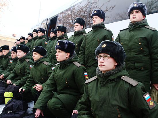 Минобороны поблагодарило солдатских матерей