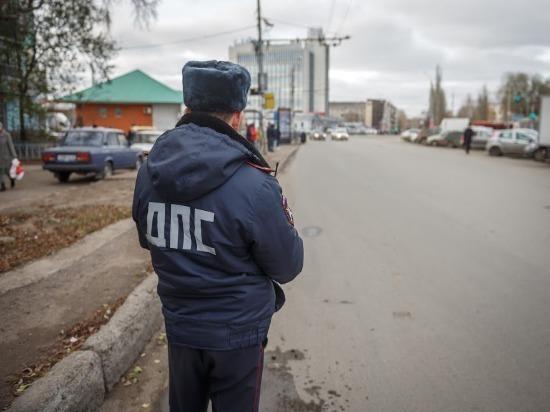 В Ульяновске пьяный парень без прав спровоцировал массовое ДТП