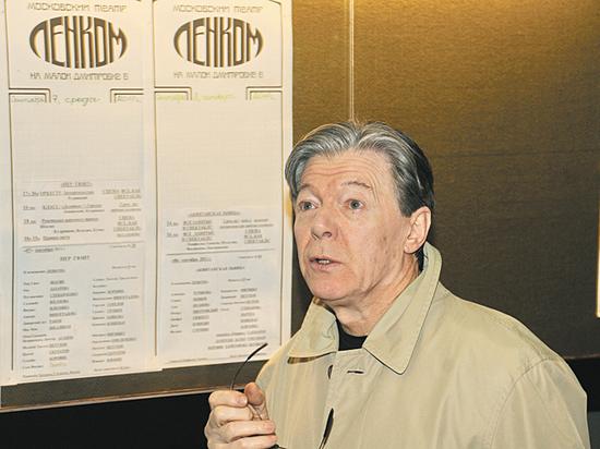Александр Збруев: «Перед спектаклем «Борис Годунов» я хочу показать фильм о своих родителях»