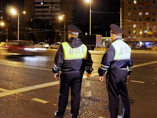 Сотрудники ДПС объявляют охоту на пьяных водителей