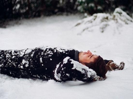 Замерзавшего в сугробе северодвинца нашли за полчаса по скудным ориентирам