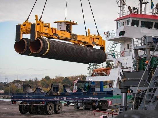 """Эксперт: украинцы останутся без газа из-за """"Северного потока-2"""""""