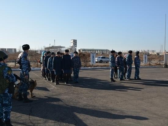 В Туве в  подведомственных УФСИН учреждениях проведены учения