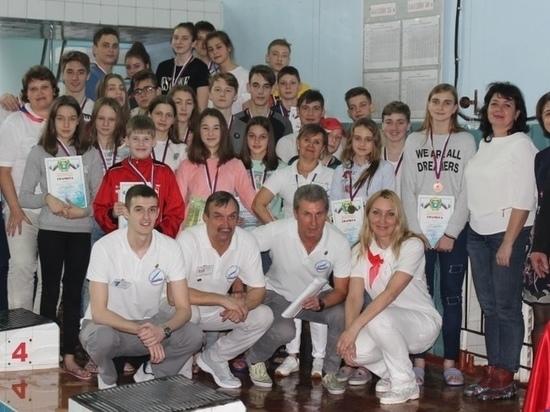 Каскад Кубанских ГЭС организовал соревнования по плаванию во Всемирный День воды