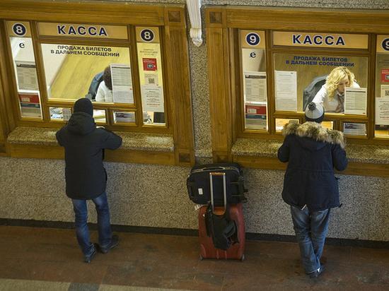 Тамбовчане смогут возвращать билеты на поезда только по уважительной причине