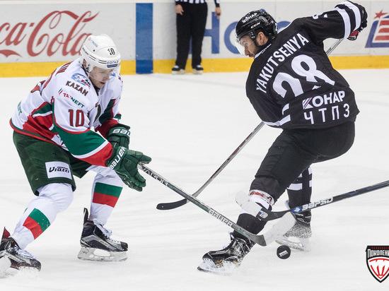 «Ак Барс» повел в полуфинале Кубка Гагарина 3:0
