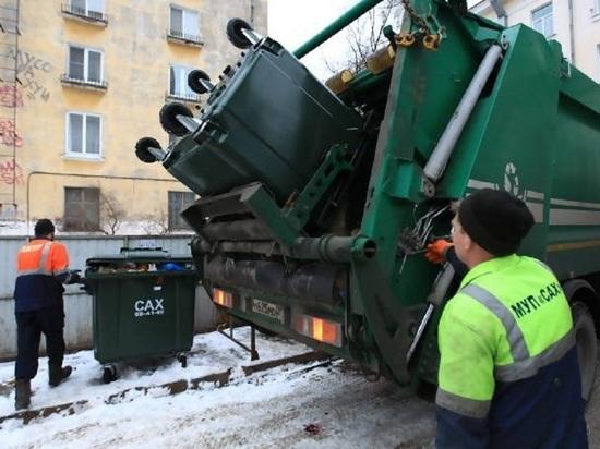 У архангельского МУП «Спецавтохозяйство» осталось два старых мусоровоза
