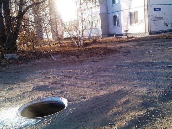 Ульяновские спасатели помогли собаке, провалившейся в колодец