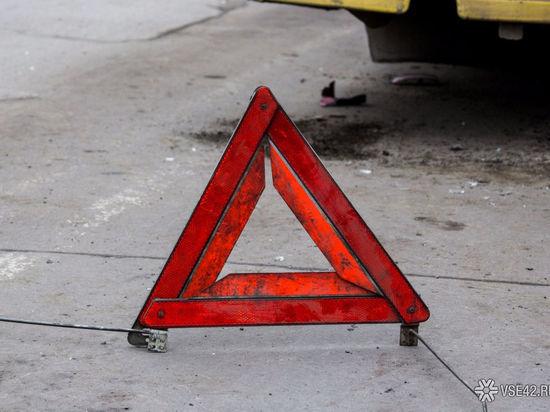 Водитель Toyota Corolla сбил несовершеннолетнего кемеровчанина