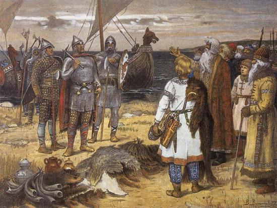 В САФУ прошли Дни викингов