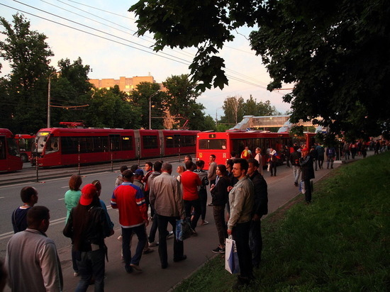 ВВолгограде 80 дополнительных автобусов выйдут намаршруты наПасху
