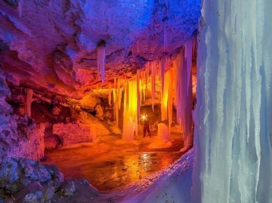 Пинежские пещеры вошли во всемирный спелеопоисковик Русского географического общества