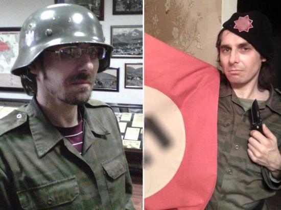 СКРФ задержал стрелка-неонациста «Генриха» изукраинского добробата