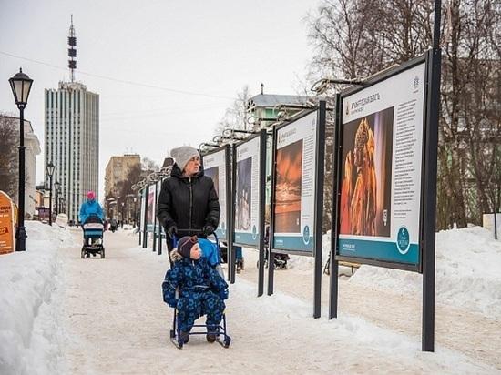 Вандалы раскурочили «Серебряное ожерелье» в центре Архангельска