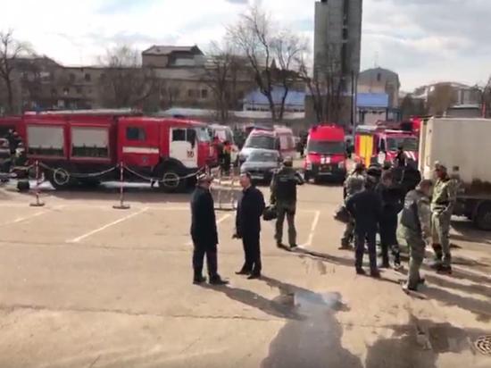 При пожаре в ТЦ «Персей для детей» погиб 45-летний мужчина