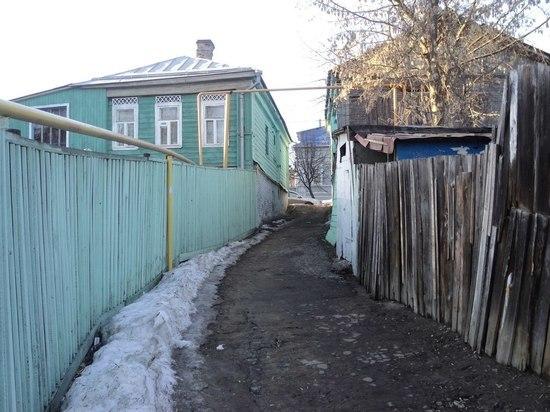 Самые узкие улицы Владимира