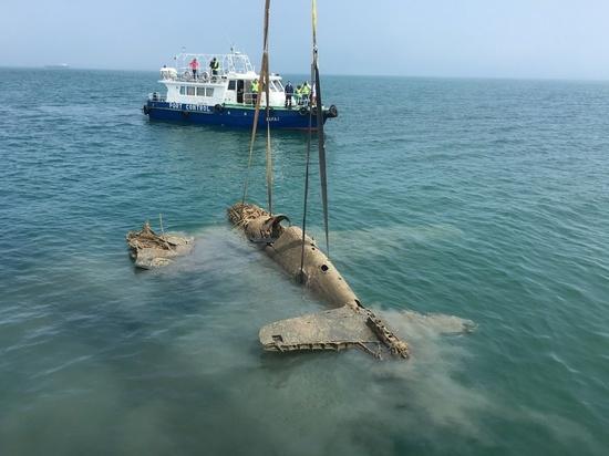 У мыса Тарханкут откроют подводную экспозицию находок Черного моря