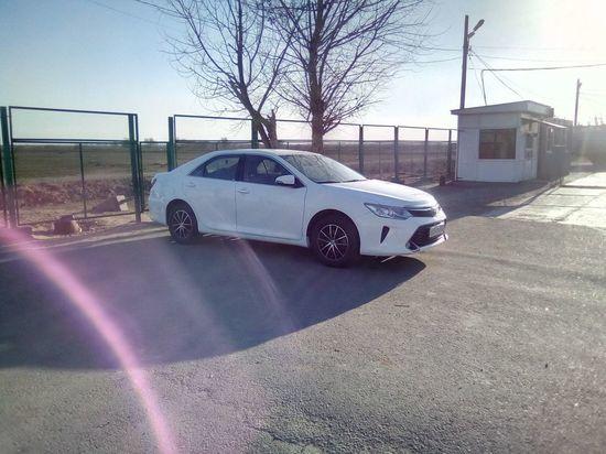 Житель Псковской области хотел выехать из Астрахани на угнанном автомобиле