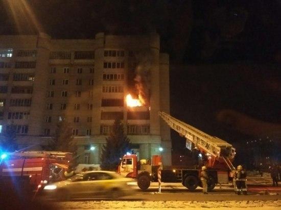 ВТомской области сгорела квартира с«фермами» для майнинга