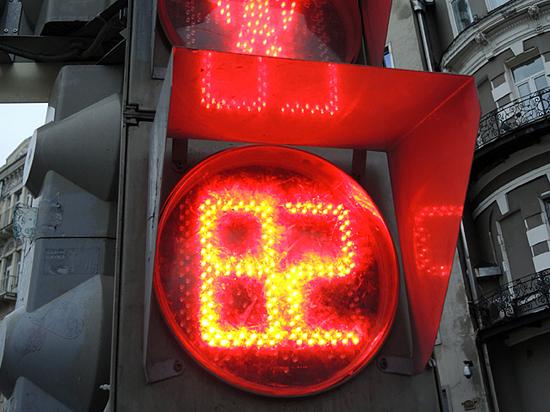 Светофоры с подсветкой: спасут ли они Москву от ДТП