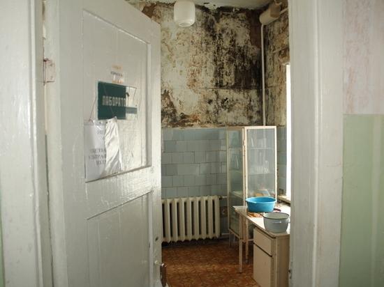 Врачебную амбулаторию в Мулино временно перевели в другое здание
