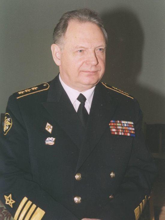 Адмирал Катасонов прокомментировал украинское пиратство в Азовском море: «Проморгали пограничники»