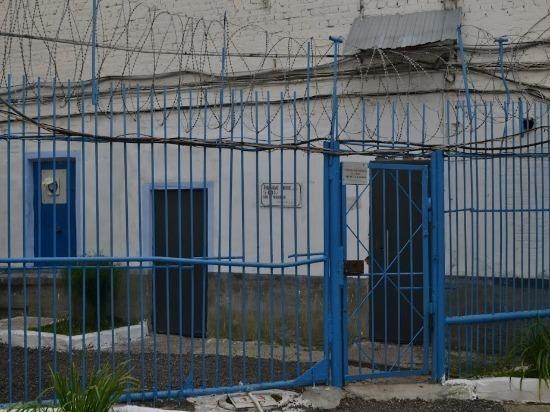 Житель Максимовки ударил полицейского и попал в колонию