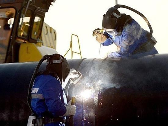 """Европа отказалась поддерживать проект газопровода """"Северный поток-2"""""""