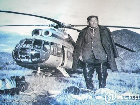 100-летие со дня рождения Петра Погодаева отметили в Якутии